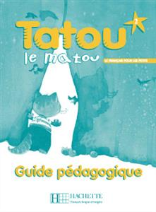 خرید کتاب فرانسه Tatou le matou 2 - guide pedagogique