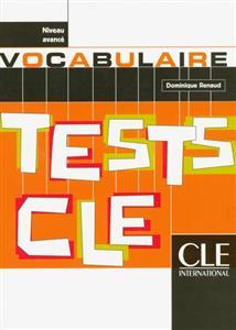 خرید کتاب فرانسه Tests de vocabulaire - Niveau avance