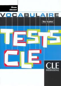 خرید کتاب فرانسه Tests de vocabulaire - Niveau debutant