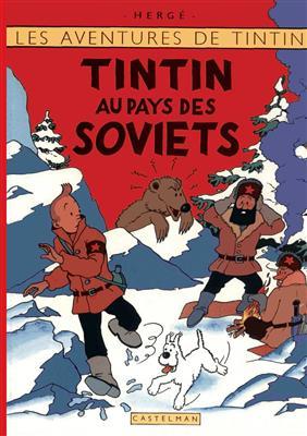 خرید کتاب فرانسه Tintin T1 : Tintin au pays des soviets