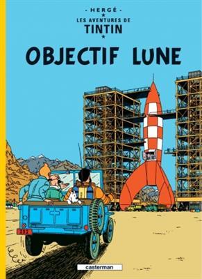 خرید کتاب فرانسه  Tintin T16 : Objectif Lune
