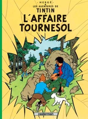 خرید کتاب فرانسه Tintin T18 : L' Affaire Tournesol