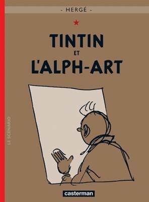 خرید کتاب فرانسه  Tintin T24 : Tintin et l'Alph-Art