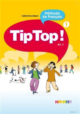 خرید کتاب فرانسه Tip Top ! niv.1