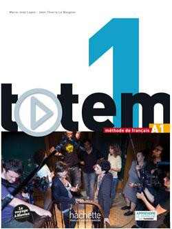 خرید کتاب فرانسه Totem 1 + cahier + DVD