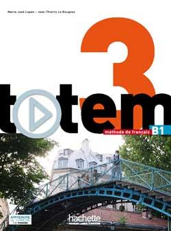 خرید کتاب فرانسه Totem 3 + cahier + DVD