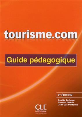 خرید کتاب فرانسه Tourisme. com - Guide pedagogique - 2eme rdition