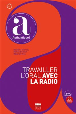 خرید کتاب فرانسه Travailler l'oral avec la radio + CD