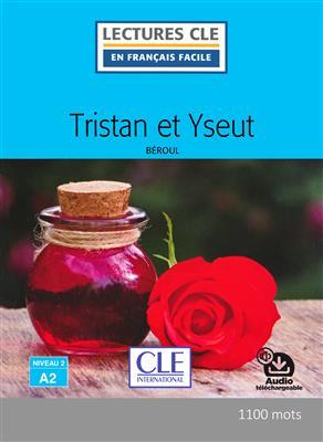 خرید کتاب فرانسه Tristan et Yseut - Niveau 2/A2 - Livre + CD - Nouveauté