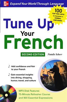 خرید کتاب فرانسه Tune Up Your French + CD