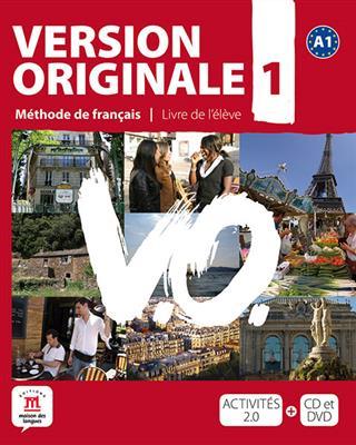 خرید کتاب فرانسه Version Originale 1 + cahier + DVD