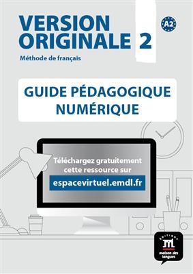 خرید کتاب فرانسه Version Originale 2 – Guide pedagogique