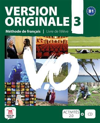 خرید کتاب فرانسه Version Originale 3 + cahier + DVD
