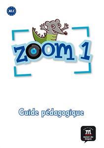 خرید کتاب فرانسه Zoom 1 – Guide pedagogique