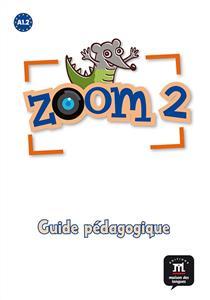 خرید کتاب فرانسه Zoom 2 – Guide pedagogique