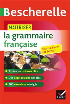 خرید کتاب فرانسه bescherelle - Maîtriser la grammaire française