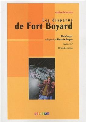 خرید کتاب فرانسه les disparus de fort boyard