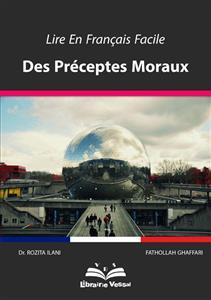 خرید کتاب فرانسه lire en francais facile des preceptes moraux