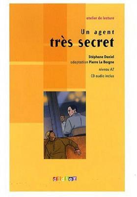 خرید کتاب فرانسه un agent tres secret