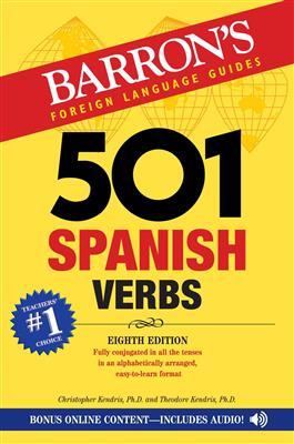خرید 501 spanish verbs