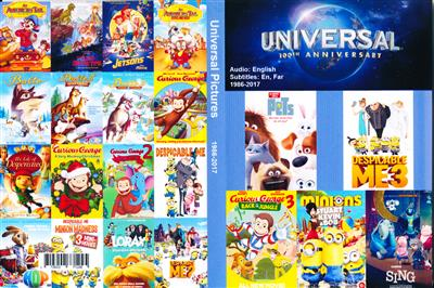 خرید English Universal Pictures
