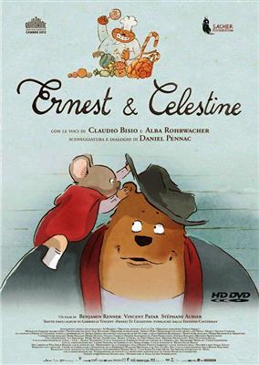 خرید Ernest & Celestine