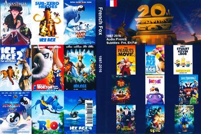 خرید French fox 1997-2016 : Fre-En-Far