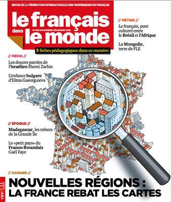 خرید Le Francais dans le monde - N408