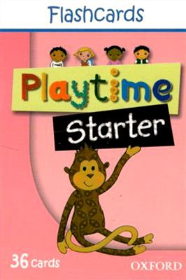 خرید PlayTime Starter Flashcards