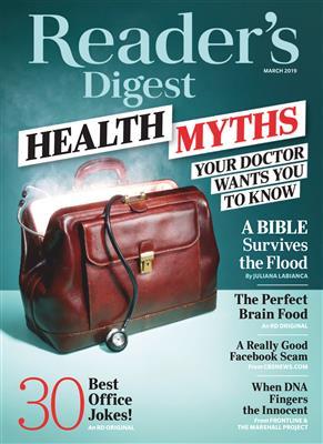 خرید Reader's Digest March 2019