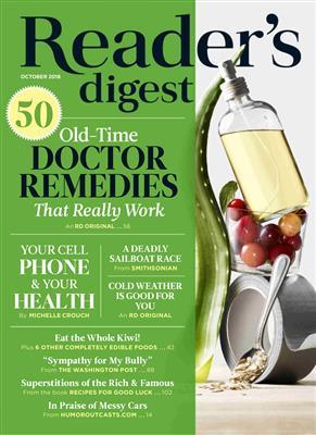 خرید Reader's Digest October 2018