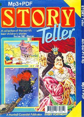 خرید Story Teller Am-Ger-Fr-It-Spa (mp3+pdf)