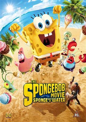 خرید The Sponge Bob - Sponge out of Water