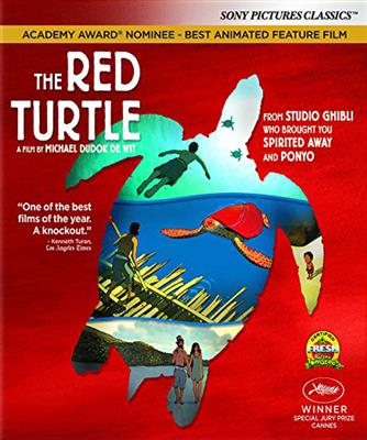 خرید the red turtle