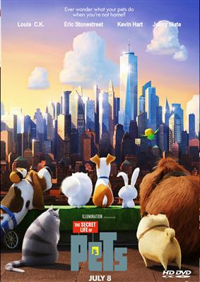 خرید the secret life of Pets