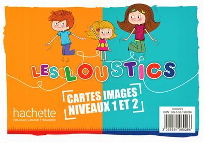 خرید فلش کارت les loustics 1 - 2