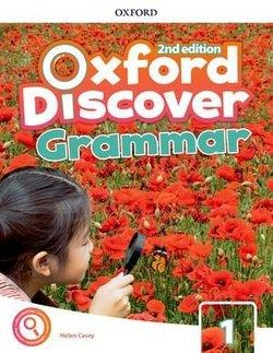 خرید کتاب انگليسی Oxford Discover 1 2nd - Grammar Book + CD