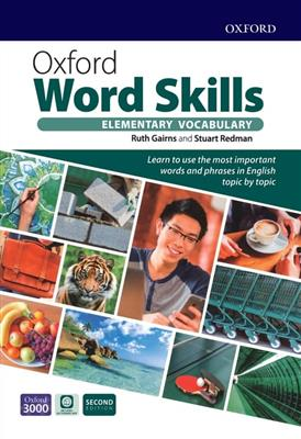 خرید کتاب انگليسی Oxford Word Skills Elementary Vocabulary