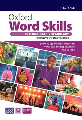 خرید کتاب انگليسی Oxford Word Skills Intermediate Vocabulary