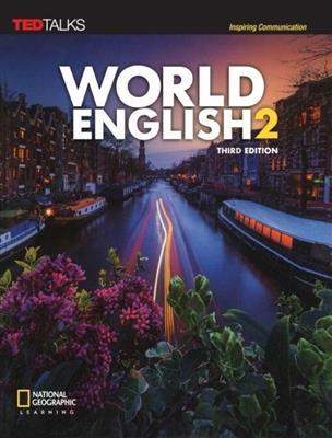 خرید کتاب انگليسی World English 2 (3rd) SB+WB+DVD