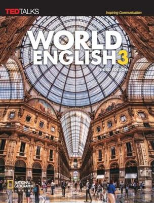 خرید کتاب انگليسی World English 3 (3rd) SB+WB+DVD