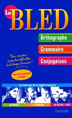 خرید کتاب فرانسه Le Bled : Orthographe