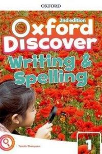 خرید کتاب انگليسی Oxford Discover 1 2nd - Writing and Spelling Book