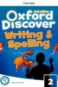 خرید کتاب انگليسی Oxford Discover 2 2nd - Writing and Spelling Book
