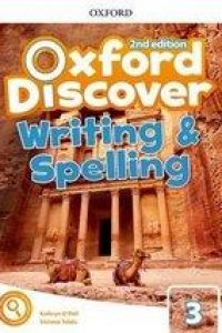 خرید کتاب انگليسی Oxford Discover 3 2nd - Writing and Spelling Book