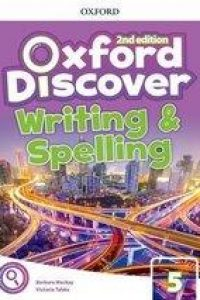 خرید کتاب انگليسی Oxford Discover 5 2nd - Writing and Spelling Book