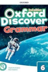 خرید کتاب انگليسی Oxford Discover 6 2nd - Grammar Book + CD