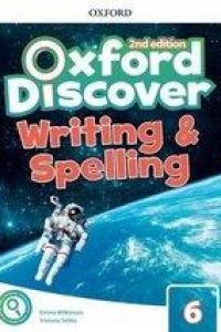 خرید کتاب انگليسی Oxford Discover 6 2nd - Writing and Spelling Book