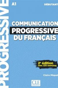 خرید کتاب فرانسه Communication Progressive - debutant + CD - 2eme edition